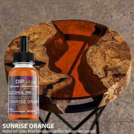 Alkoholitint, SUNRISE ORANGE, oranž