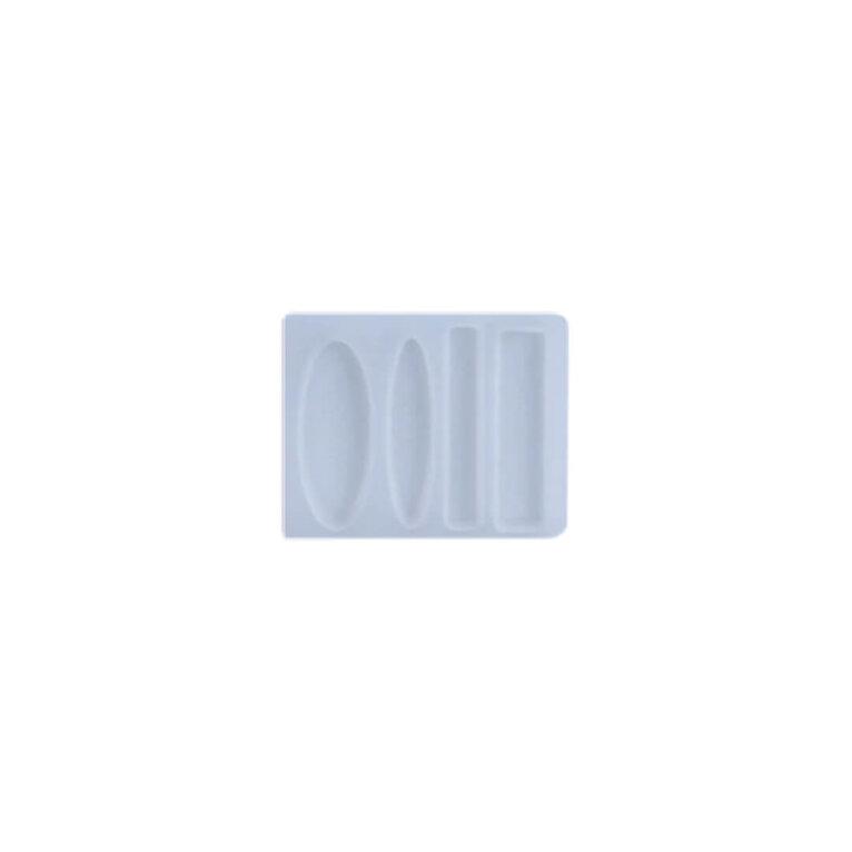 Juukseklambri valamise silikoonvorm – Vorm 1