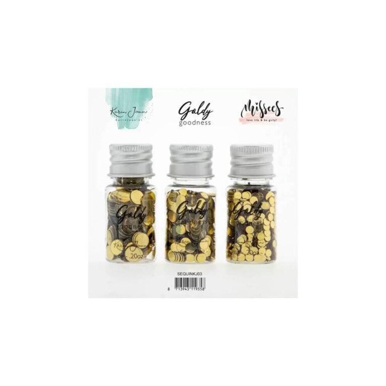 Litrid, komplekt, Karin Joan Missees collection Goldy nr.03