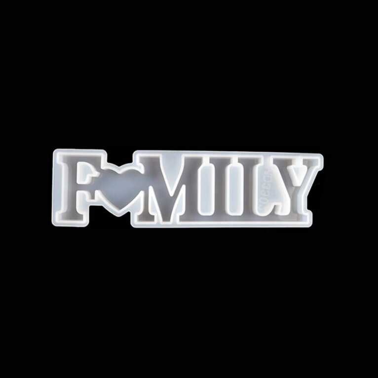 Silikoonvorm, FAMILY