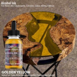 Alkoholitint DIPON® GOLDEN YELLOW, kollane