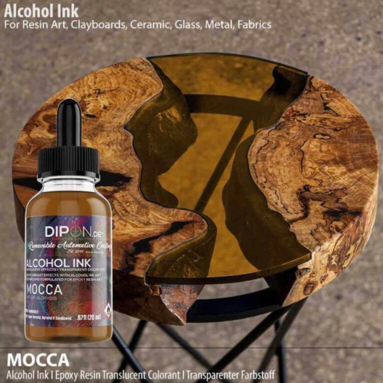 Alkoholitint DIPON® MOCCA, pruun