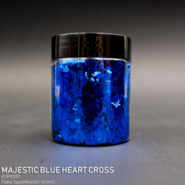 DIPON®-3D Helbed, MAJESTIC BLUE, südamed ja ristid