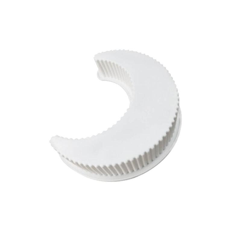 Kuu kujuline silikoonvorm