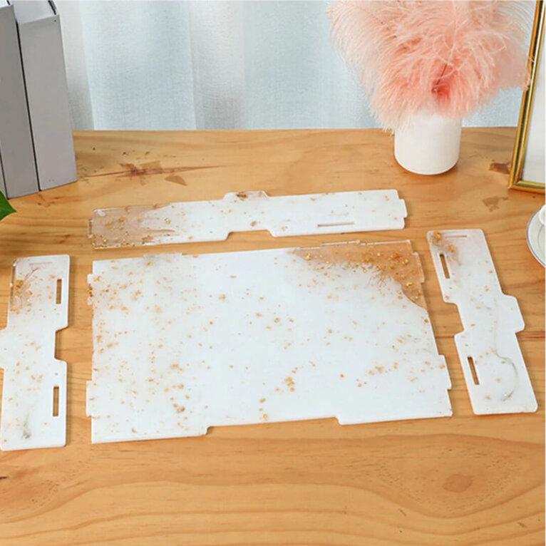 Paberisahtli valamise silikoonvorm