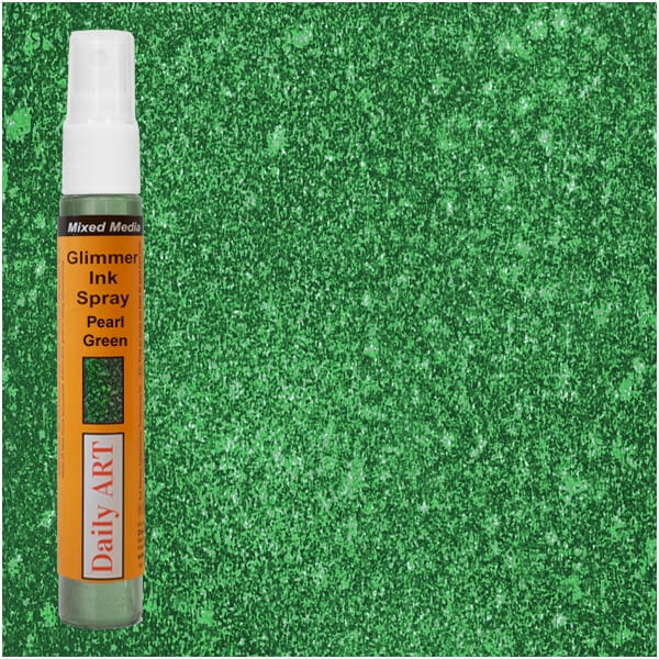 Tindisprei Glimmer, 30ml / Pearl Green