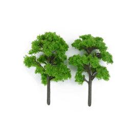 Miniatuursed puu mudelid, 5 tk