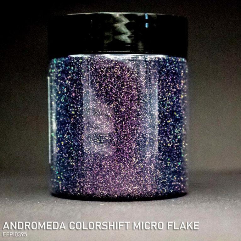 Micro helbed, ANDROMEDA COLORSHIFT, mitmevärvilised