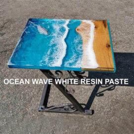 Ookeani laine pigmentpasta, valge