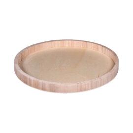 Puidust alus, ring, 30 cm