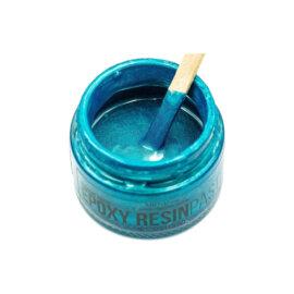 Epoksiidvaigu pigmentpasta, BORA BORA BLUE