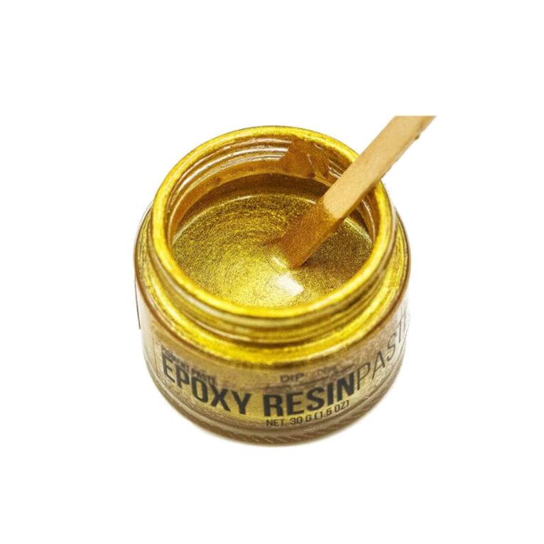 Epoksiidvaigu pigmentpasta, ABU DHABI GOLD METALLIC