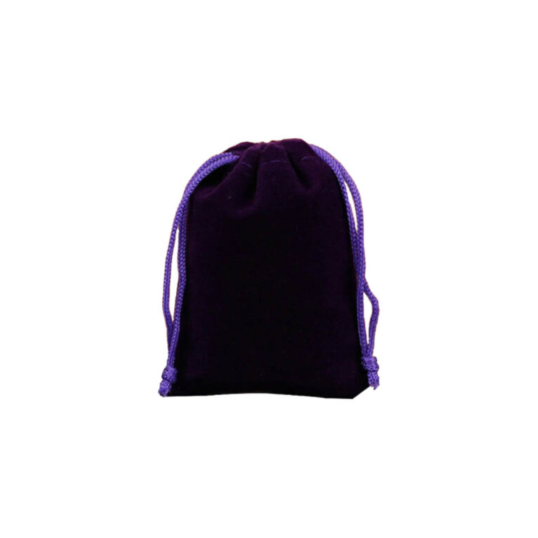 Kinkekott, 5x7cm, lilla