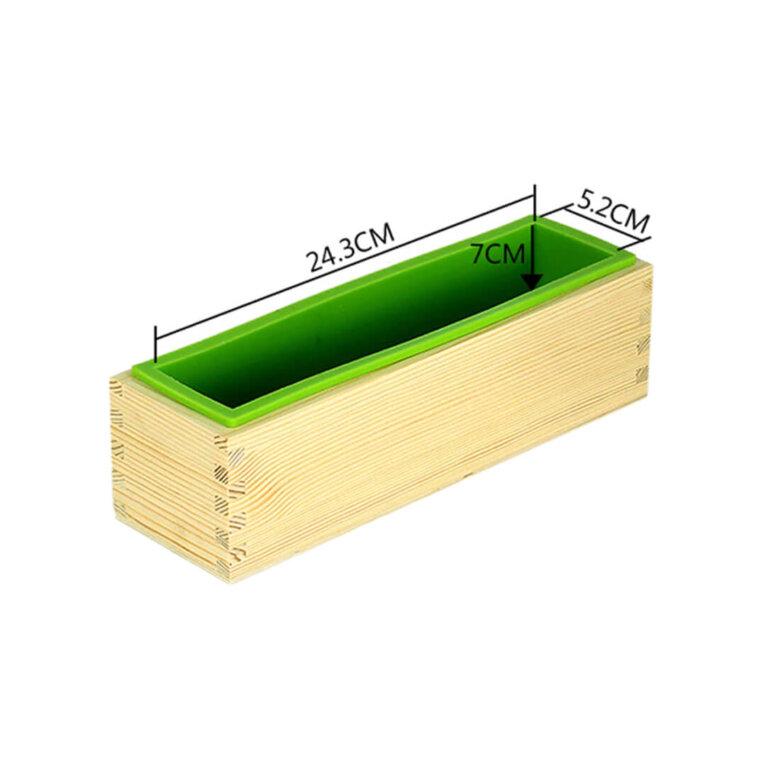 Seebivorm eraldajatega, puidust karbis