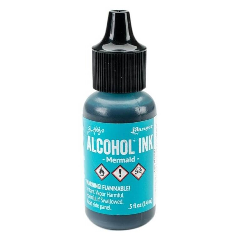 Alkoholitint Tim Holtz® Alcohol Ink Mermaid, roheline
