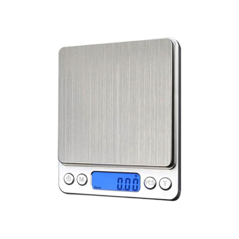 Digitaalne kaal 0,1-500 grammi, eraldus 0.01g