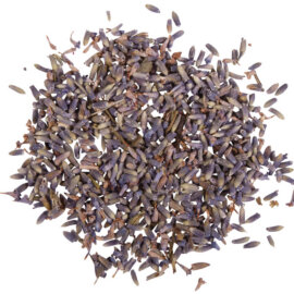 Kuivatatud lavendli õied, 5g, seebi dekoratsioon