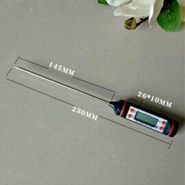 Digitaaltermomeeter temperatuuri mõõtmiseks