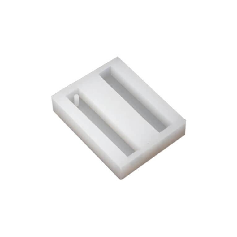 Silikoonvorm ripatsite valmistamiseks