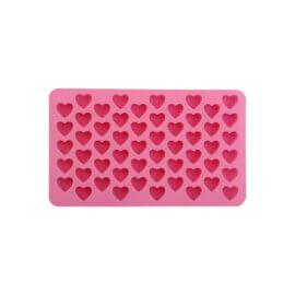 Silikoonvorm, südamed