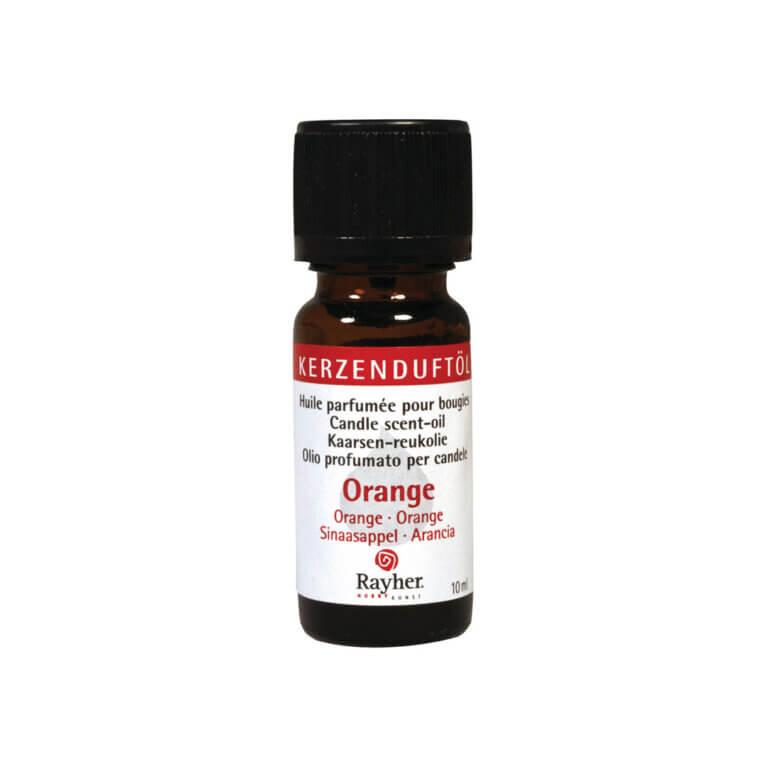 Aroomiõli küünlale, apelsin ja sidrun