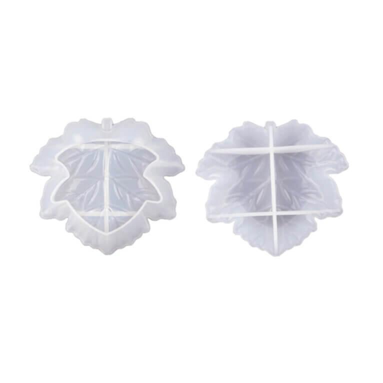 Lehe kujuline silikoonvorm