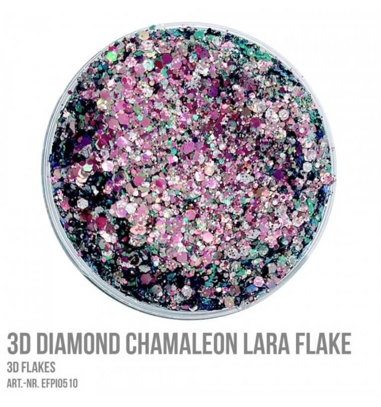 3D Helbed, CHAMALEON LARA