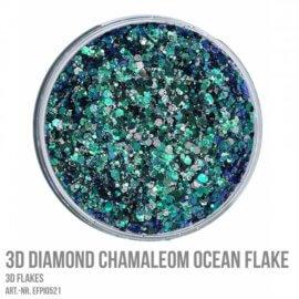 3D Helbed, CHAMALEON OCEAN
