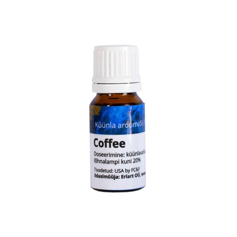 Küünla aroomiõli, Coffee