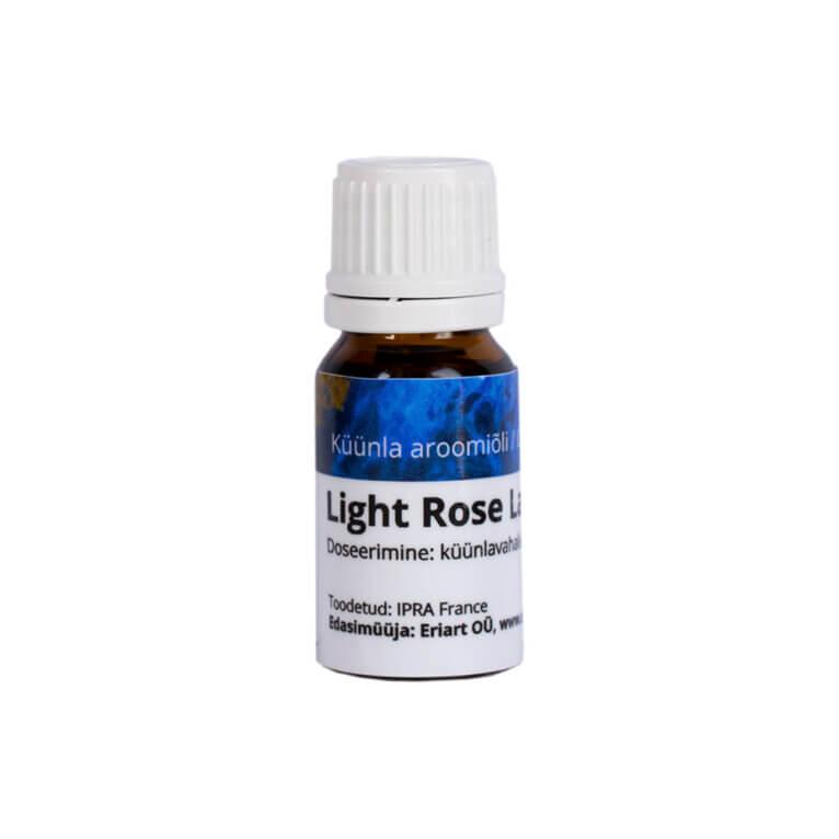 Küünla aroomiõli, Light Rose Lady