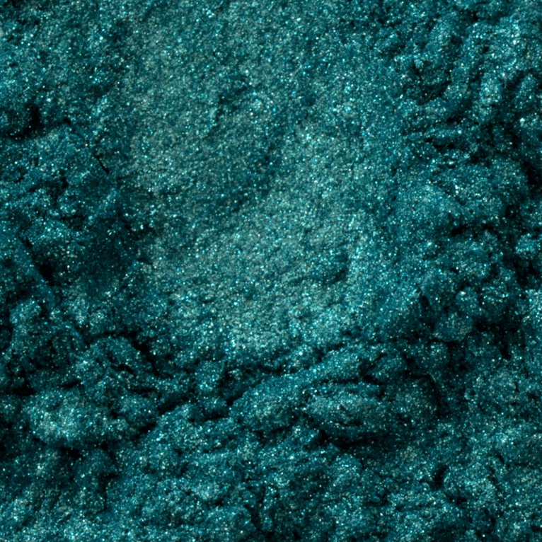 Mica pulber, Ink Green