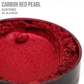 Pärlpigment, Carbon Red, 5g