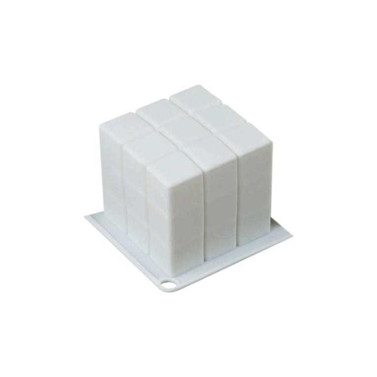 Silikoonvorm ruubiku kuubik